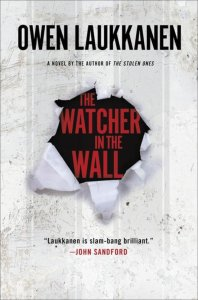 The Watcher in the Wall cover