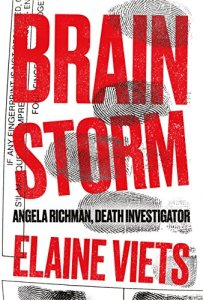 Brain Storm by Elaine Viets