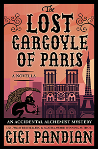 The Lost Gargoyle of Paris